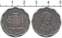 Изображение Монеты Ямайка 10 долларов 1999 Медно-никель XF