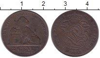 Изображение Монеты Бельгия 2 сантима 1863 Медь VF