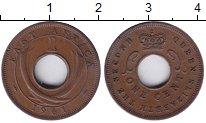 Изображение Монеты Великобритания Восточная Африка 1 цент 1961 Медь VF
