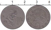Изображение Монеты Мексика 20 сентаво 1978 Медно-никель XF