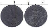 Изображение Монеты Дания 1 эре 1960 Цинк XF