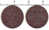 Изображение Монеты Швеция 1 эре 1946 Железо VF