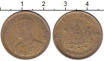 Изображение Монеты Таиланд 50 сатанг 0 Латунь VF