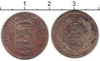 Изображение Монеты Венесуэла 5 сентим 1965 Медно-никель XF