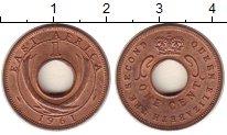 Изображение Монеты Восточная Африка 1 цент 1961 Медь UNC-