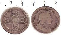Изображение Монеты Великобритания 1 шиллинг 1720 Серебро VF