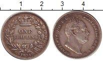 Изображение Монеты Великобритания 1 шиллинг 1834 Серебро XF-