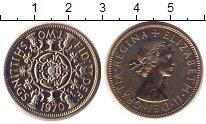 Изображение Монеты Великобритания 2 шиллинга 1970 Медно-никель Proof-