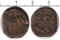 Изображение Монеты Хайдарабад 1 Пайса 0 Медь VF 1250-1285