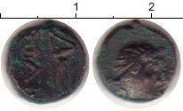 Изображение Монеты Пантикопей 1 халк 0 Бронза VF