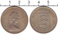 Изображение Монеты  10 пенсов 1968 Медно-никель XF