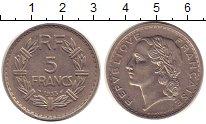 Изображение Монеты Франция 5 франков 1935 Медно-никель XF