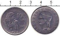 Изображение Монеты Италия 100 лир 1979 Медно-никель XF
