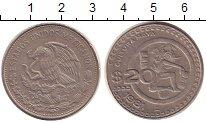 Изображение Монеты Мексика 20 песо 1981 Медно-никель XF