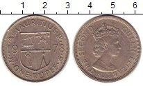Изображение Монеты Маврикий 1 рупия 1978 Медно-никель XF