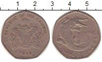 Изображение Монеты Гамбия 1 даласи 1998 Медно-никель VF