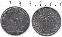 Изображение Монеты Ватикан 2 лиры 1942 Никель XF