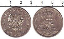 Изображение Монеты Польша 100 злотых 1986 Медно-никель