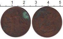 Изображение Дешевые монеты Франция 5 сантим 1918 Медь VF-
