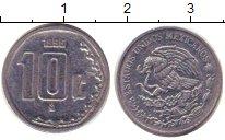 Изображение Барахолка Мексика 10 сентаво 1996 Медно-никель XF-