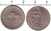 Изображение Барахолка США 5 центов 2006 Медно-никель XF-