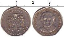 Изображение Барахолка Ямайка 1 доллар 1996 Медно-никель VF+