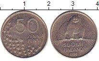 Изображение Дешевые монеты Финляндия 50 пенни 1990 Медно-никель VF+