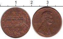 Изображение Барахолка США 1 цент 1989 Медь XF-