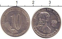 Изображение Барахолка Эквадор 10 сентаво 2000