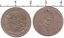 Изображение Дешевые монеты Мексика 20 сентаво 1979 Медно-никель Fine