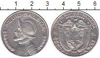 Изображение Монеты Панама 1/2 бальбоа 1930 Серебро XF Бальбоа