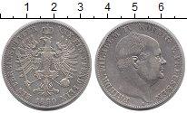 Изображение Монеты Пруссия 1 талер 1860 Серебро VF