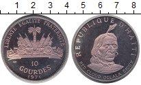 Изображение Монеты Гаити Гаити 1971 Серебро Proof-