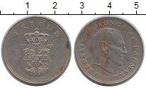 Изображение Дешевые монеты Дания 1 крона 1963 Медно-никель VF-