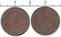 Изображение Барахолка Нидерланды 1 цент 1903 Медь VF