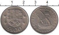 Изображение Дешевые монеты Португалия 500 эскудо 1983 Медно-никель XF+