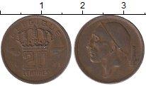 Изображение Дешевые монеты Бельгия 20 сантим 1976 Медь VG