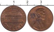 Изображение Барахолка США 1 цент 1985 Медь VF-