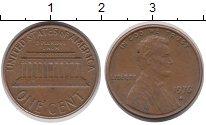 Изображение Барахолка США 1 цент 1976 сталь с медным покрытием VF+