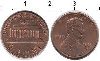 Изображение Барахолка США 1 цент 1984 Медь VF