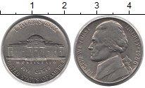 Изображение Барахолка США 5 центов 1986 Медно-никель VF+