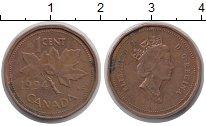 Изображение Барахолка Канада 1 цент 1994 Медь VF