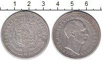 Изображение Монеты Ганновер 1 талер 1838 Серебро VF