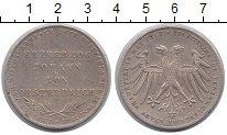 Изображение Монеты Франкфурт 2 гульдена 1848 Серебро XF Иоганн Австрийский