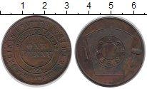 Изображение Монеты США 1 пенни 1864 Медь XF