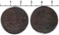 Изображение Монеты Мексика 1/4 реала 1836 Медь VF