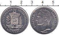 Изображение Монеты Венесуэла 2 боливара 1989 Медно-никель XF Боливар
