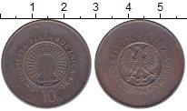 Изображение Монеты Польша 10 злотых 1969 Латунь XF