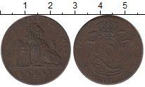 Изображение Монеты Бельгия 5 сантим 1837 Медь VF