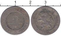Изображение Монеты Бельгия 5 сантимов 1862 Медно-никель VF